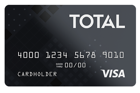 Total Visa Card Application